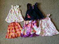 Baby girls 3-6 months dresses