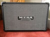Mesa Boogie Powerhouse Traditional 2x10 Cab Silver Basket