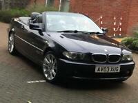 BMW 318ci Convertible | ULEZ FREE