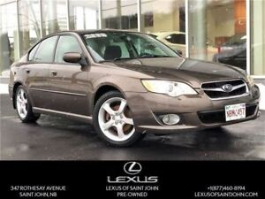 2008 Subaru Legacy 2.5 i Touring Package