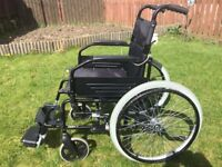 SELF PROPELLING LIGHTWEIGHT FOLDABLE WHEELCHAIR FOR SALE