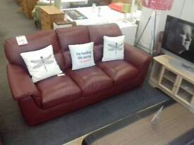 2x3 seater + 1 chair suite BHF Glasgow