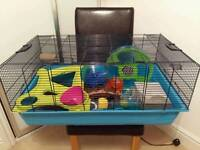 Savic Hamster Heaven Cage Plus Extras