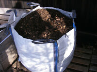 GARDEN MULCH Bulk Bags NN11 3AW Area FREE DELIVERY within 20 MILES of Daventry