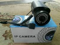 Cctv Very nice camera ,easy to set up , view everything in your Android phone