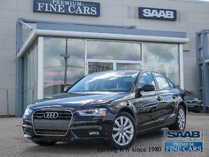 2013 Audi A4 AWD  Low KM'S/Navigation/Sunroof