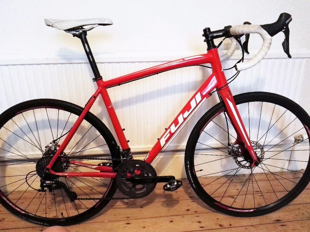 Fuji Sportif 1 1 D 2015 Road Bike Shimano 105 5800 Disc Brakes