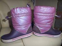 girl crocs c12
