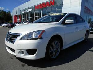 2013 Nissan Sentra SR AUTOMATIQUE AILERON FOG LIGHTS