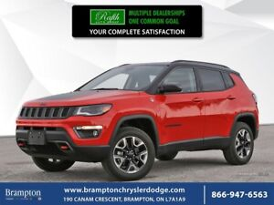 2017 Jeep Compass TRAILHAWK 4X4 |