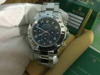 Rolex Daytona Cosmograph Black Dial Stainless Steel
