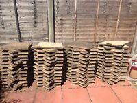 85 garden paving slabs for sale.