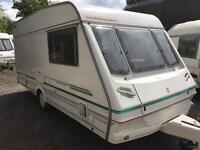 Abbey Somerset 4 berth 1998 with awning