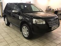 !!EXCELLENT CONDITION!! 2007 LAND ROVER FREELANDER 2.2 TD4 / MOT 2018 / SERVICE HISTORY / MUST SEE