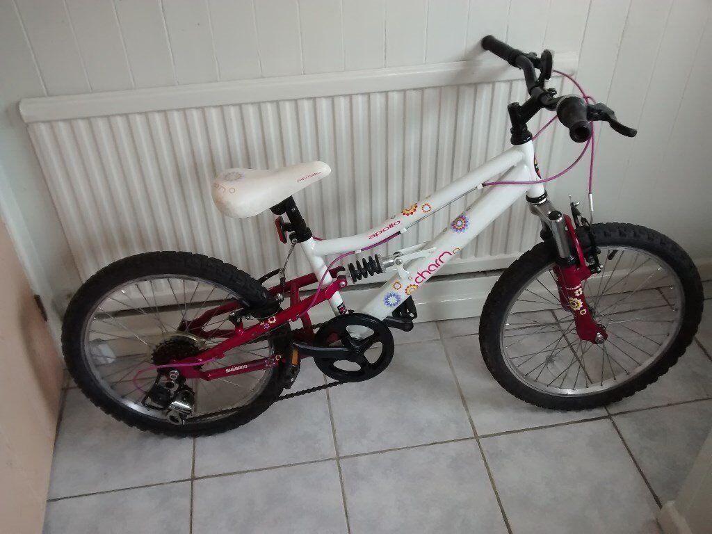 """Apollo bike (20"""")"""