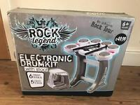 Children's Electronic Drum kit