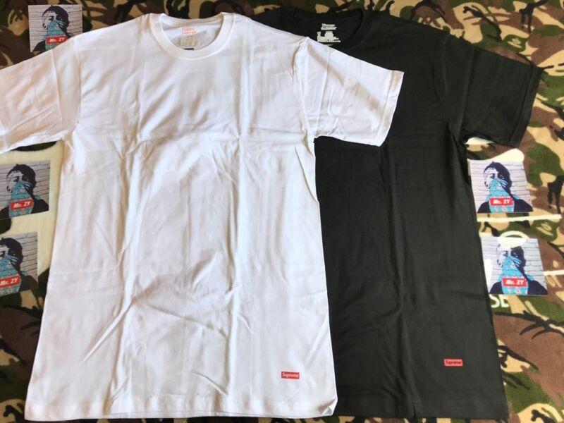 2e72c3ddc7b3 Supreme Hanes Tagless Tee BOX LOGO KING OF NEW YORK CUPID (1 T-Shirt ...