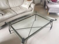 Coffee table, side table also available