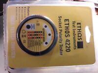 Ethos socket tester