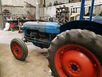 1958 Fordson Dexer