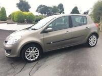 RENAULT CLIO DCI DYNAMIQUE 2008 ***ONLY £30 ROAD TAX*** 12 MONTHS MOT***