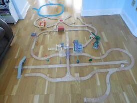Big Jigs Railway Set