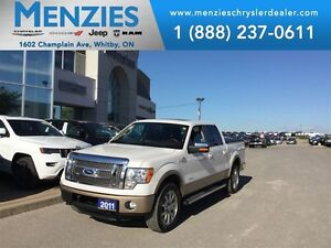 2011 Ford F-150 King Ranch, Bluetooth, Navi, Clean Carproof