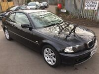 BMW 318 CI SE AUTOMATIC E46 COUPE *1 PREV OWNER* (MUM OWNED LAST 5 YEARS)