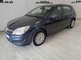 2008 Astra Life 1.3 CDTi 16v Blue 92k miles History MOT'd AC CD 6 speed 60mpg HPi Clear £1695.00