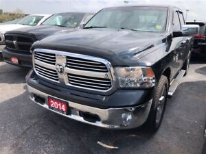 2014 Ram 1500 SLT**BIG HORN**SUNROOF**BLUETOOTH**