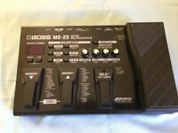 Boss ME-25 Pedal For Sale