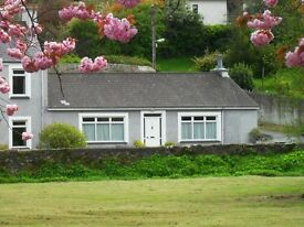 COTTAGE FOR RENT AT THE QUOILE, STRANGFORD ROAD, DOWNPATRICK.