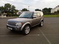 Land Rover, DISCOVERY, Estate, 2010, Other, 2993 (cc), 5 doors