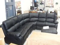 Brand New Large Corner Sofa. Comes In Black And Brown. Comes Left Or Right Handed