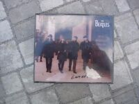 THE BEATLES LIVE AT THE BBC DOUBLE CD