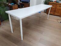 IKEA Linnmon Tabletop 200x60 cm (NO LEGS)