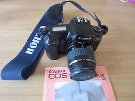 Canon EOS 1000F N Camera (APS) plus strap, 35-80mm lens and instructions