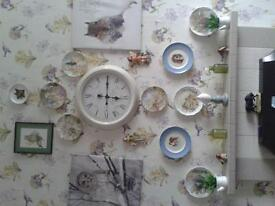 10 decorative plates