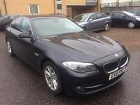2011/61 BMW 5 SERIES 520D 2.0 EFFICIENCTDYNAMICS 4 DOOR SALOON