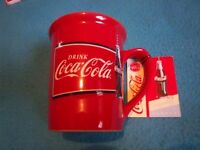 New Large Coca Cola Mug IP1