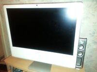 """iMac """"Core 2 Duo"""" 2.16 24-Inch screen"""