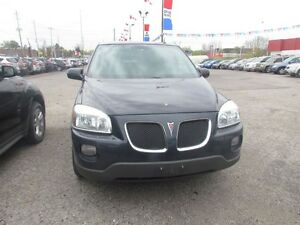 2008 Pontiac Montana SV6 FWD  * LEATHER/CLOTH London Ontario image 2