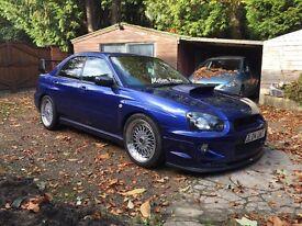 Subaru Impreza STI rep sport non turbo