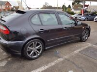 Orignal seat fr 150bhp only 138k just been serviced and 4 new tyres