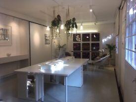 Deskspaces for Creatives in Kennington