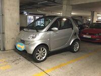 SMART FORTWO PASSION FSH 12MONTHS MOT VGC AMAZING LITTLE CAR