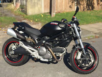 FANTASTIC DUCATI MONSTER M696+ LOW MILES PLUS EXTRAS
