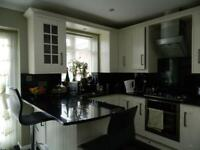 Lovely single room available in a family house