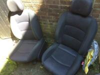 Clio 02 plate interior spot +headlights and extras