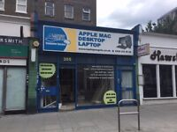 SHOP/OFFICE WITH BESMENT TO RENT IN HAMMERSMITH